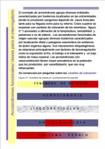 Acrosindromes Claves 1