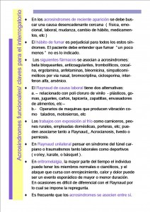 Acrosindromes Claves 3
