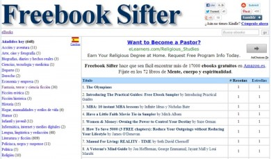 freebook-sifter