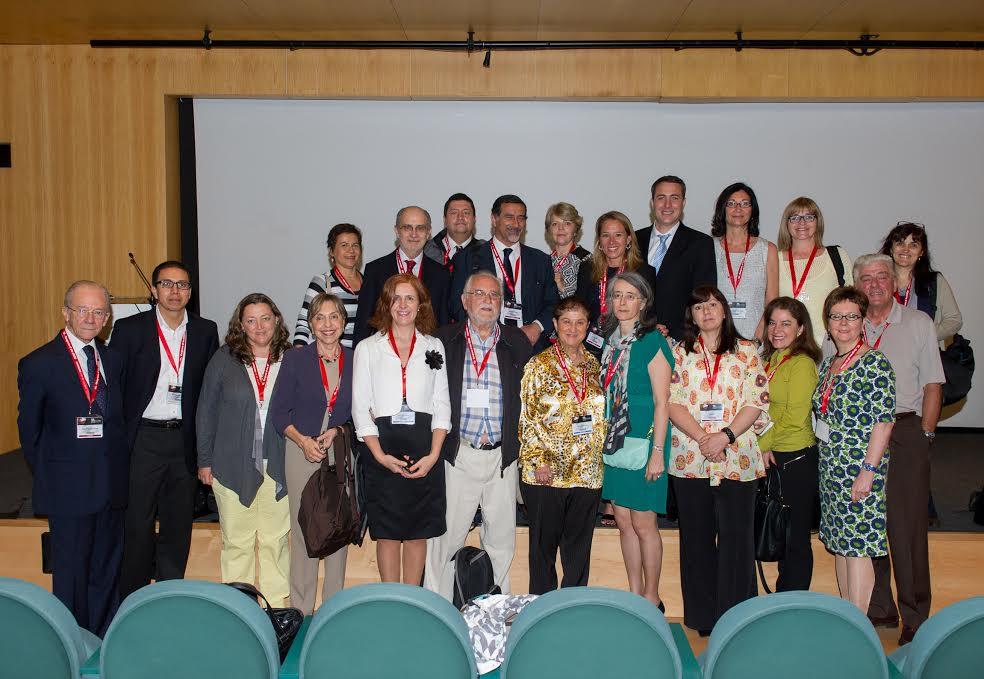 Participación del Grupo Ibero-latinoamericano