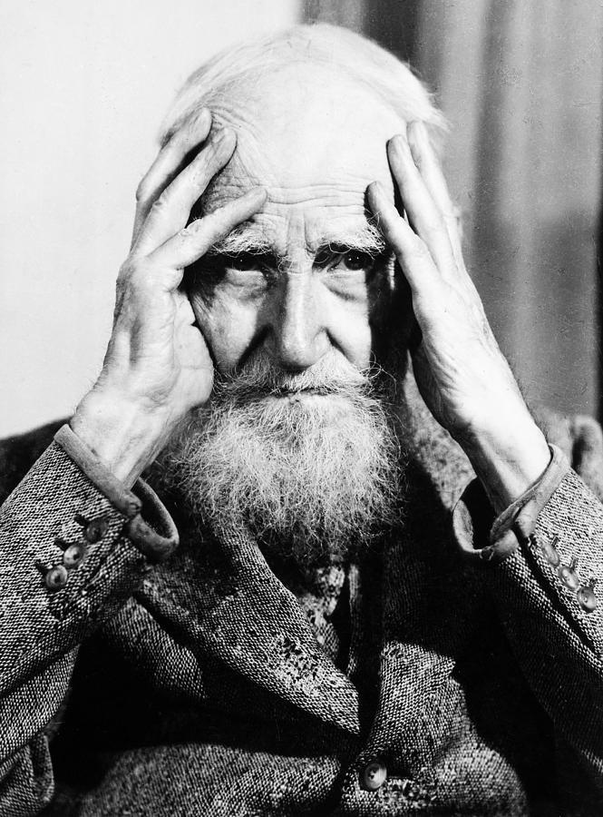 George Bernard Shaw 22