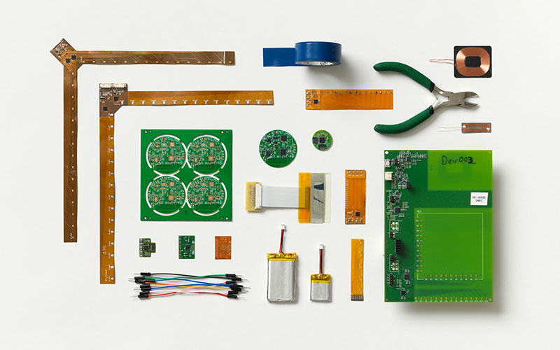 Google embedding electronics