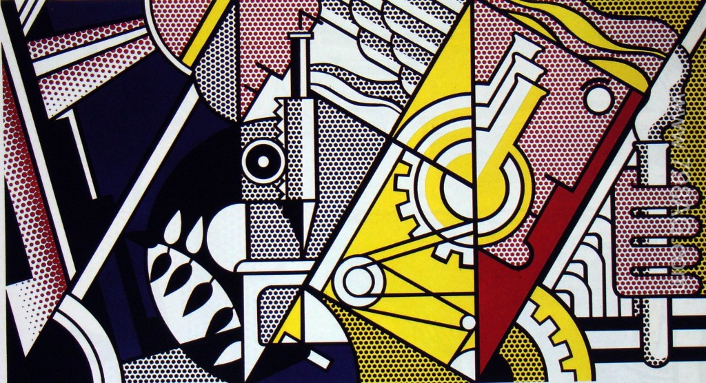 Lichtenstein-Peace-through-Chemistry-1970
