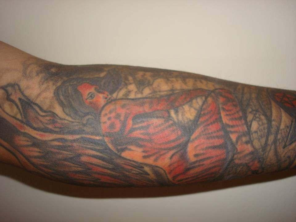 Capitulo 79 El Tatuaje En Dermatología Piel Latinoamericana
